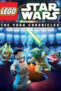 Poster LEGO Star Wars: Le cronache di Yoda