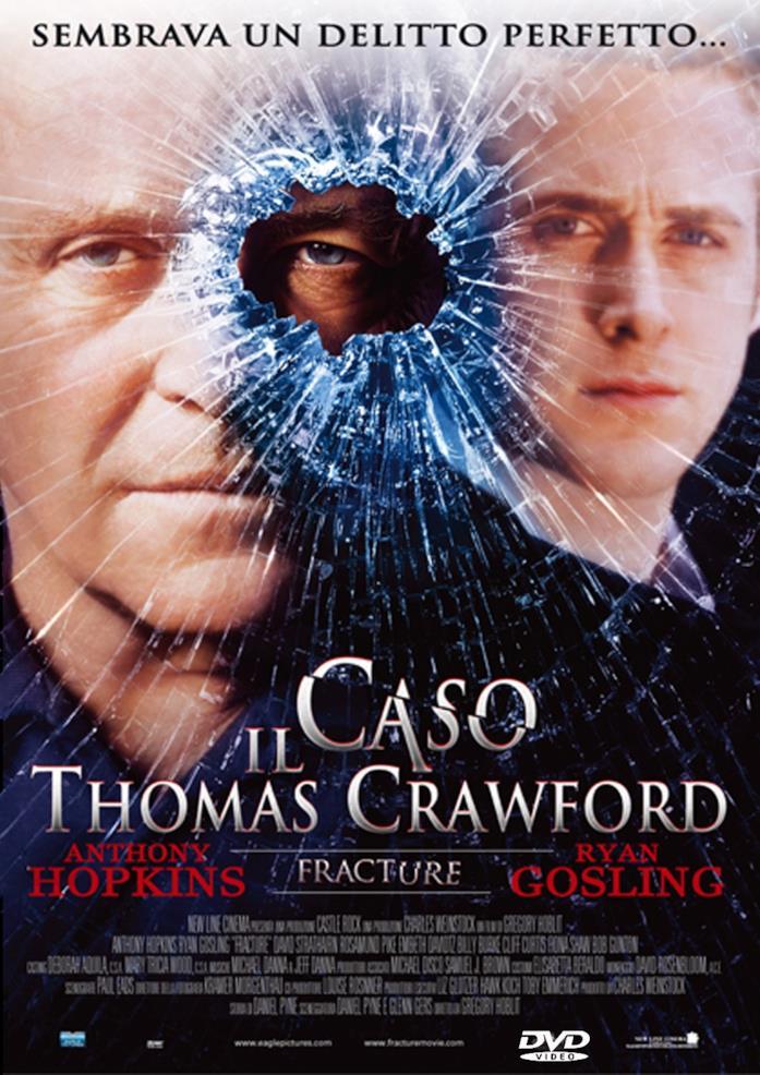 La cover de Il caso Thomas Crawford