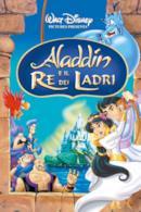 Poster Aladdin e il re dei ladri