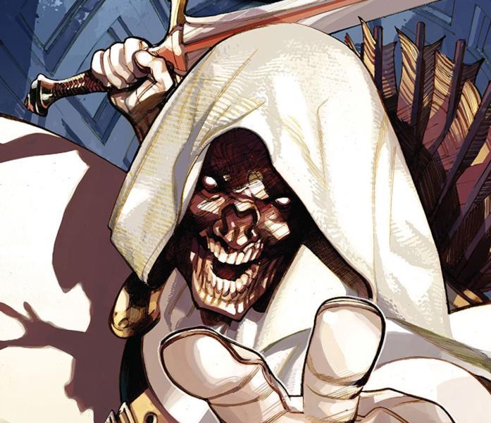 Dettaglio della cover di Taskmaster: Unthinkable