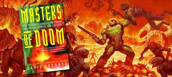 Il libro Masters of Doom