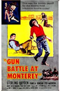 Poster Pistolero senza onore