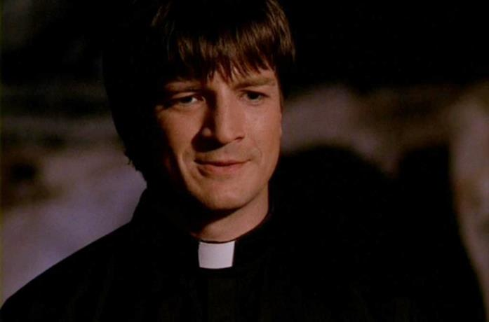 Nathan Fillion in Buffy the Vampire Slayer