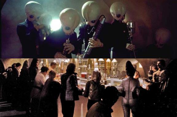 Star Wars, come sono nate la Cantina e la sua band? Il racconto del leggendario supervisore degli effetti speciali Phil Tippett
