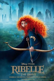 Poster Ribelle - The Brave