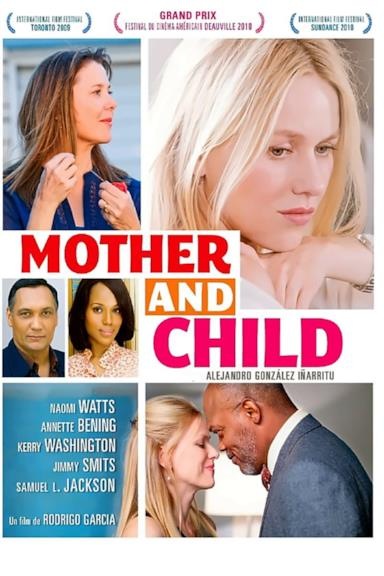 Poster Mother and Child