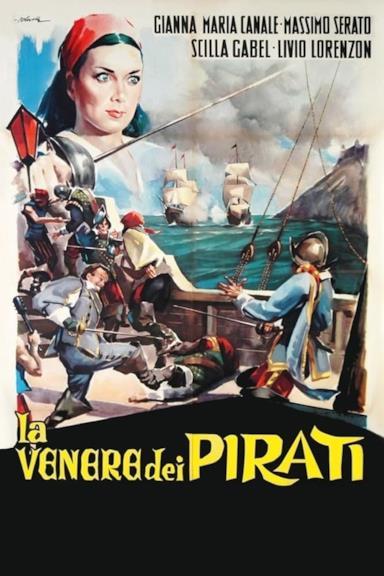 Poster La Venere dei pirati