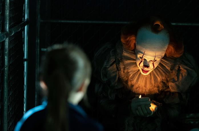 Pennywise in IT: Capitolo 2
