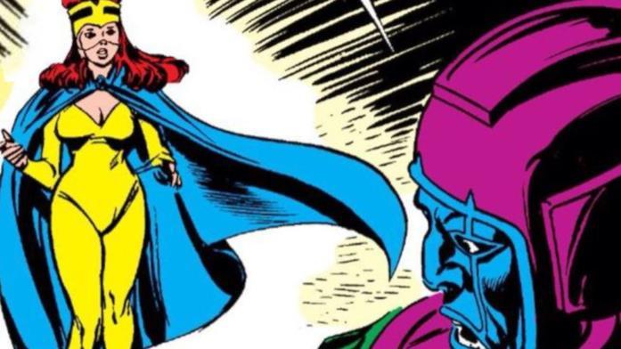 Ravonna e Kang nei fumetti Marvel