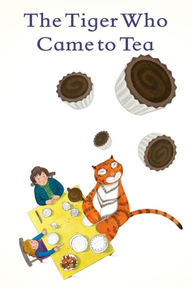 Poster The Tiger Who Came To Tea