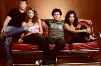 Il cast della prima stagione di The O.C.