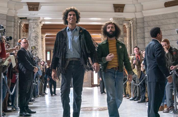 Il processo ai Chicago 7 - un'immagine dal film