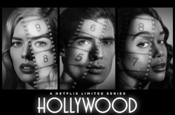 Hollywood, i protagonisti della miniserie