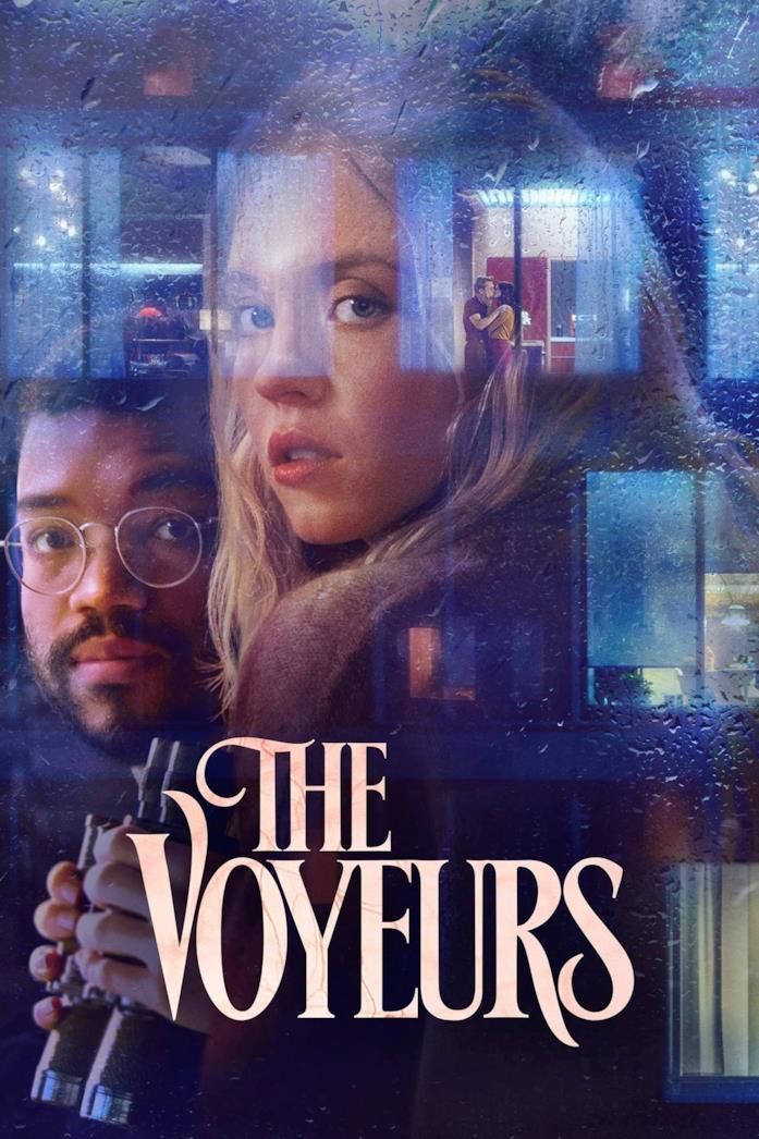 The Voyeurs: il poster