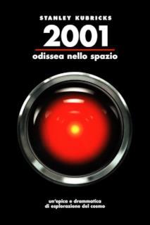 Poster 2001: Odissea nello spazio