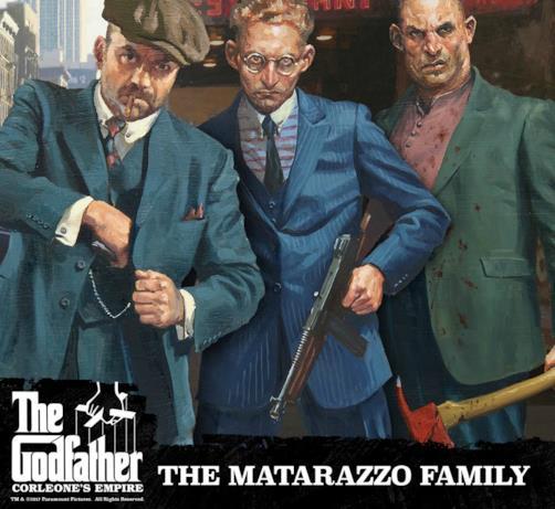 La famiglia Matarazzo nel disegno di Karl Kopinski