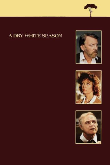 Poster Un'arida stagione bianca