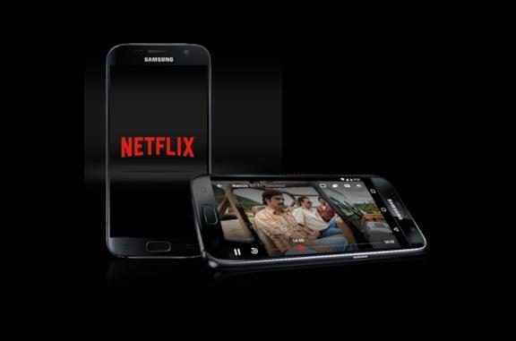 Netflix su mobile