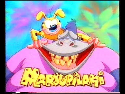Marsupilami ebbe una sola serie da 13 episodi