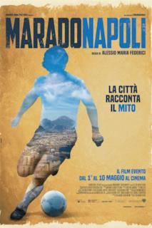 Poster Maradonapoli