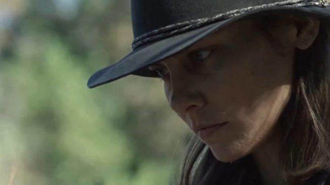 The Walking Dead: Maggie nell'episodio 10x16