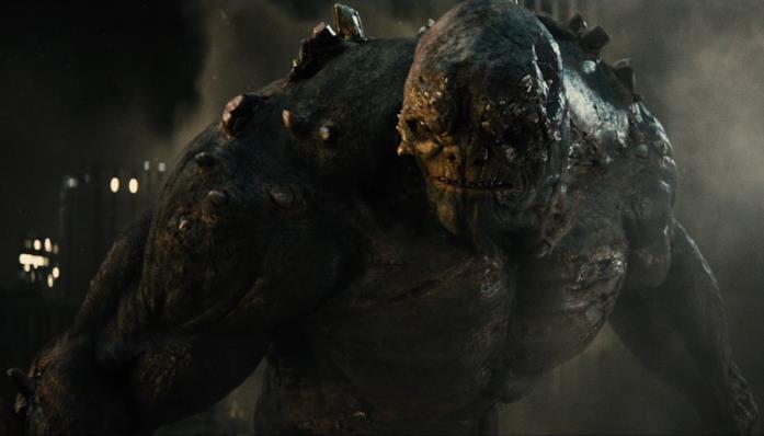Doomsday da Batman v Superman