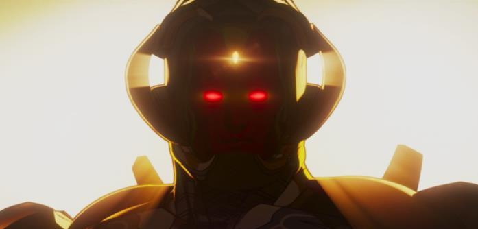 Il volto di Visione si nasconde dentro Ultron