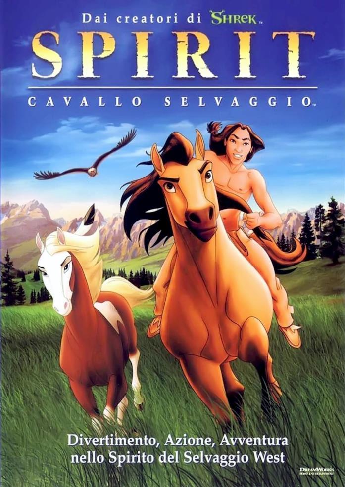 Il poster di Spirit - Cavallo selvaggio