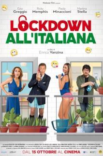 Poster Lockdown all'italiana