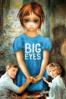 Poster Big Eyes