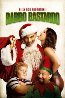 Poster Babbo bastardo