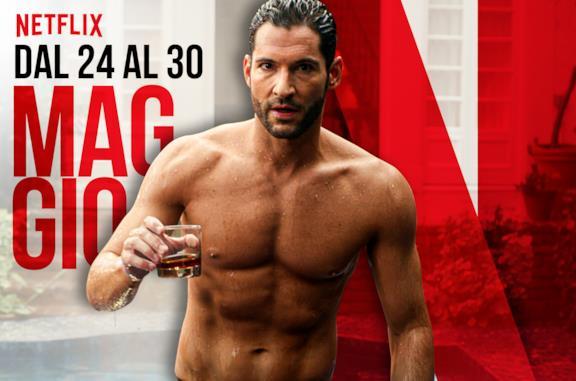 Netflix: serie e film dal 24 al 30 maggio