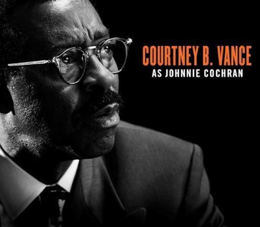Courtnery B.Vance sarà Jonnie Cochran