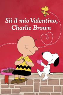Poster Sii Il Mio Valentino, Charlie Brown