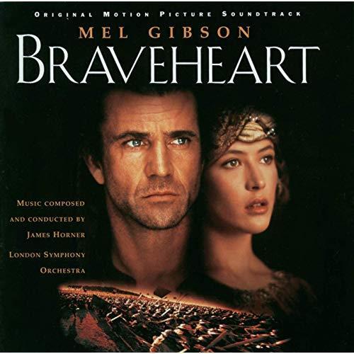 Bravehearth - Cuore impavido, colonna sonora