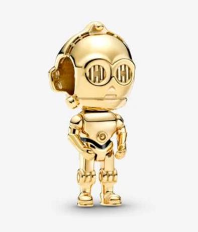 C3PO della collezione Star Wars x Pandora