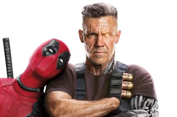 Deadpool fa le moine a Cable