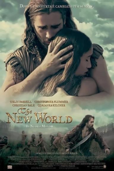Poster The New World - Il nuovo mondo