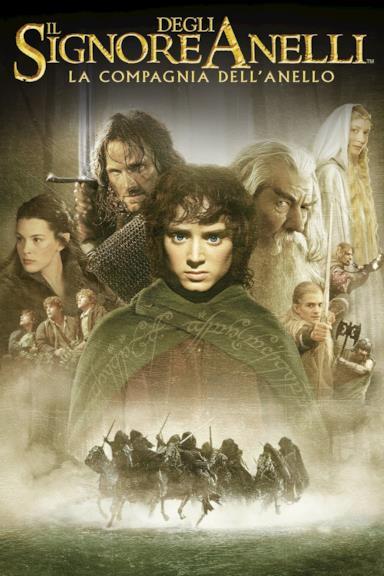 Poster Il Signore degli Anelli - La compagnia dell'anello