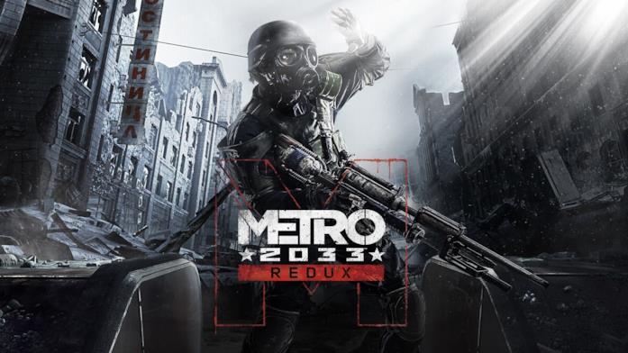Metreo 2033 videogioco