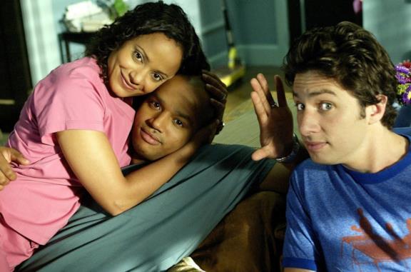 J.D., Turk e Carla