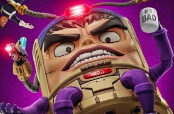 MODOK e i collegamenti con il Multiverso Marvel