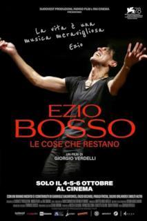 Poster Ezio Bosso - Le cose che restano