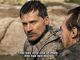 Jaime parla dei draghi di Daenerys