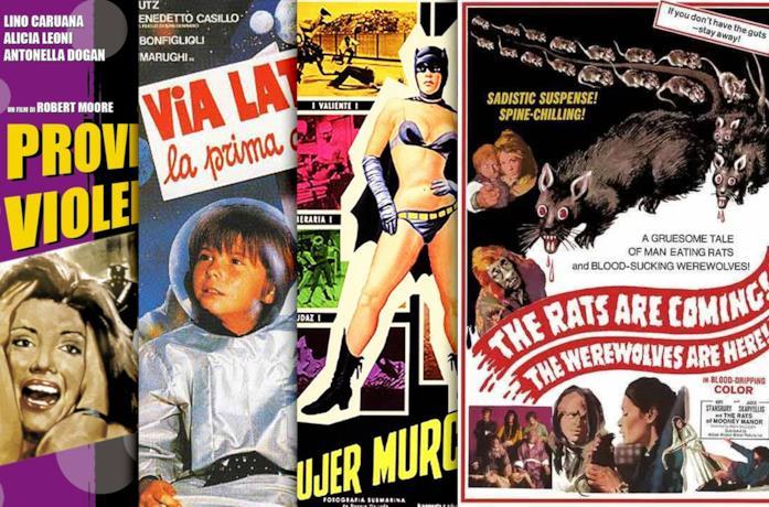 I 20 film più brutti della storia del cinema
