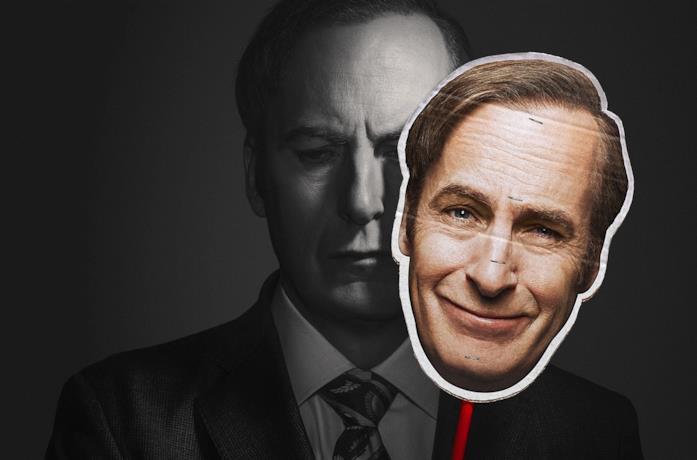 Bob Odenkirk veste i panni dell'avvocato Saul Goodman