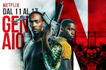 Netflix: programmazione dall'11 al 17 gennaio