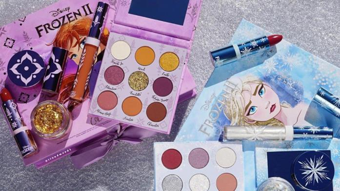 The Elsa & Anna collection make up