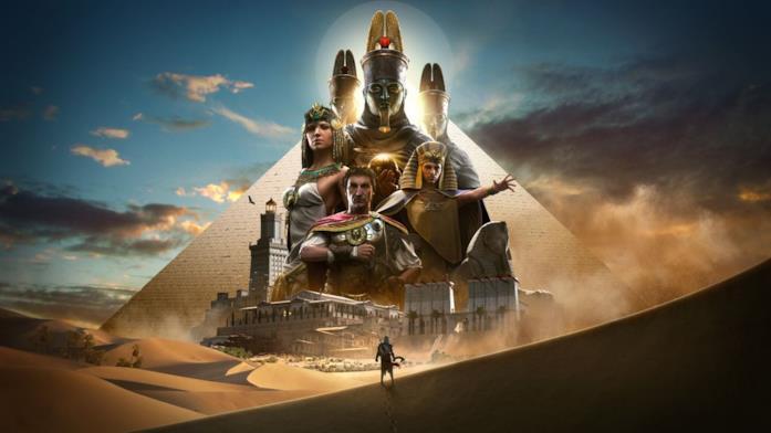 Tutti i personaggi storici di Assassin's Creed Origins