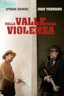 Poster Nella valle della violenza